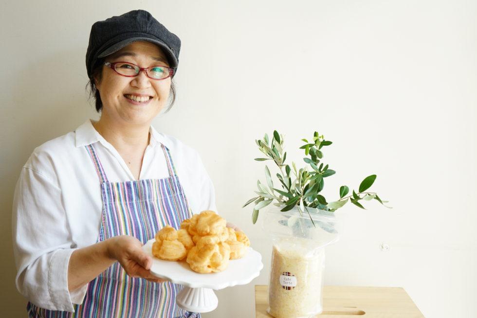 米粉専門菓子教室トルテ