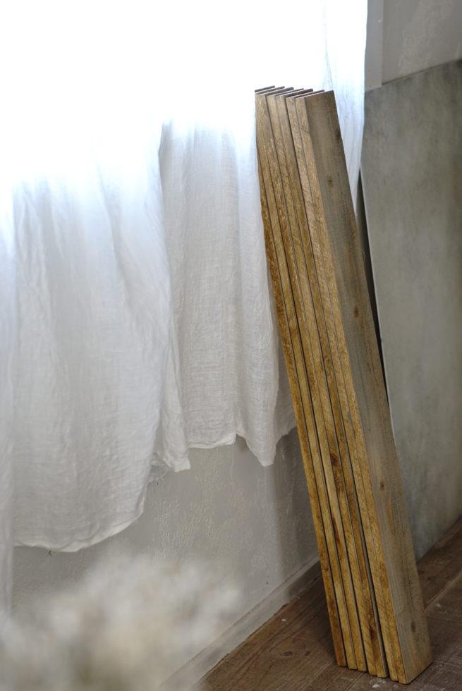 古材テーブル風撮影ボード